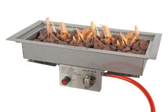 Easyfires Inbouwbrander 50×25 Cm